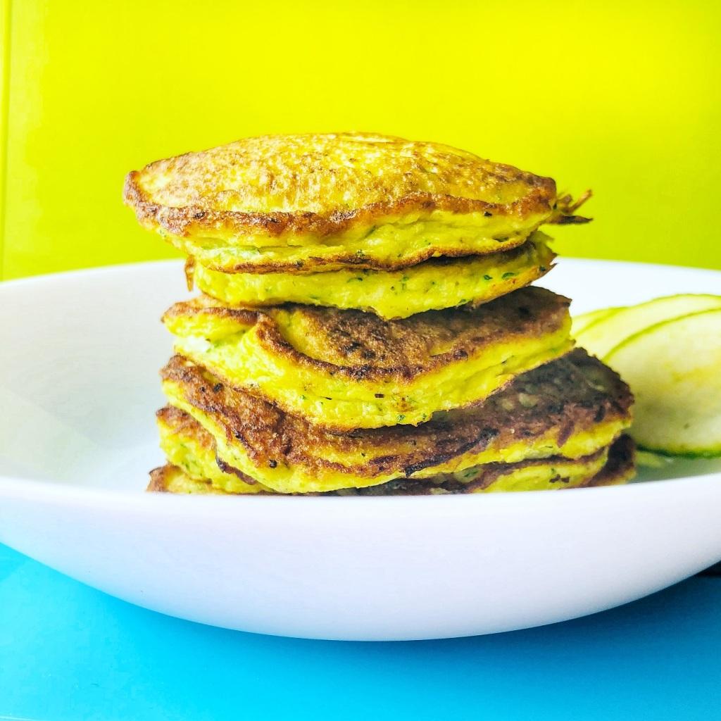 Zucchini Savory Pancakes