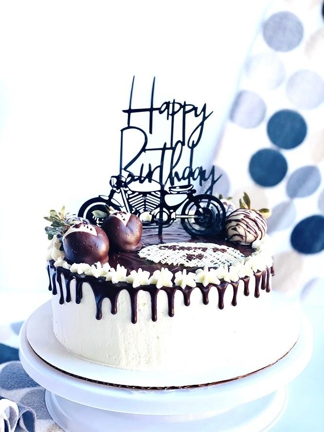 50 chocolate birthday cake ideas