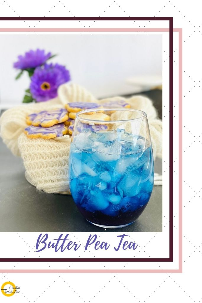 Butterfly Pea Flower Tea Mothers day gifts