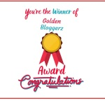 Golden Bloggerz Award